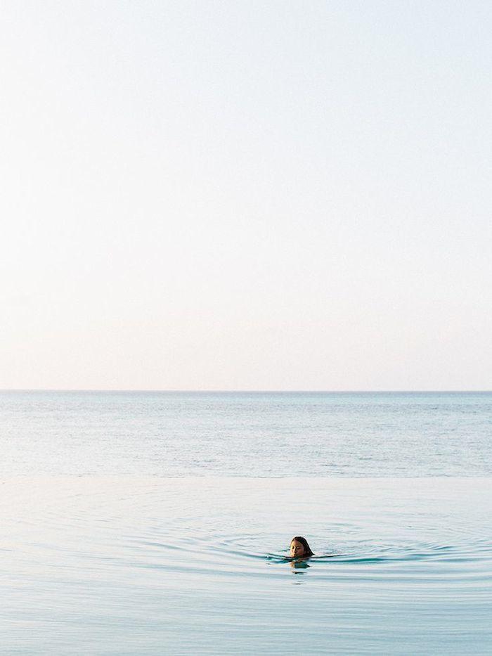 Ocean swims
