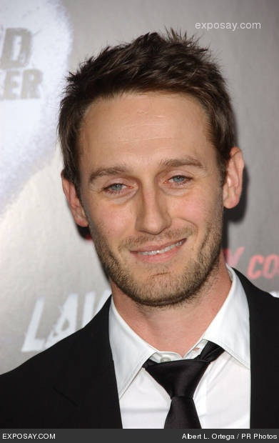 Josh Stewart. There's something about those eyes..