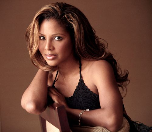 Toni Braxton - singer from Severn, MD