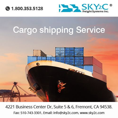 When your #cargo spends a week or two on the ocean, you want a service provider that has access to information and competitive rates, and all that is provided at Sky2c Freight Systems Inc, your ultimate choice for #shipping your valued things to your desired destination .