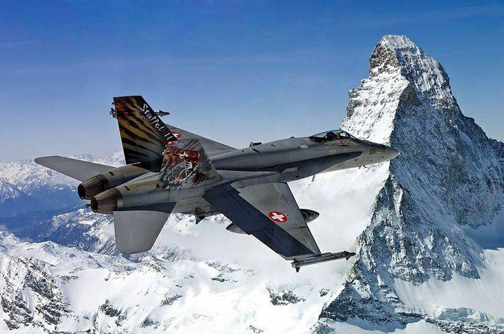 F/A-18 Hornet, Swiss Air Force