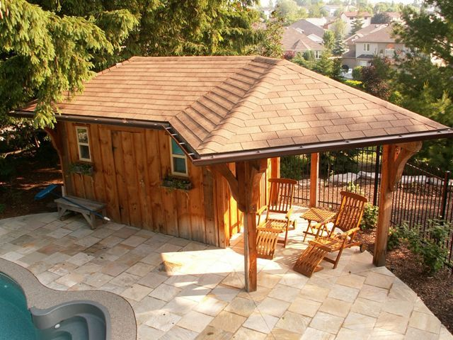 Pool House Tiki Bar
