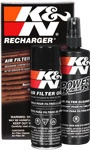 K Air Filter Cleaner and Filter Oil