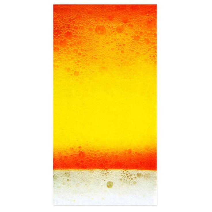 [Gold&Orange] Eye-Catching Cycling Bandana Headband Soft Wristband(19.6*10.2'')