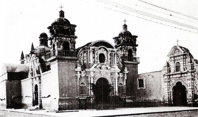 EN BUSCA DE LOS TESOROS PERDIDOS: El tesoro de la Compañía de Jesús de Pisco.