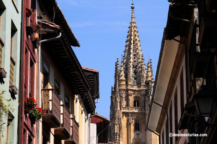 Ciudades importantes de Asturias: Oviedo, Gijón y Avilés | Qué ver | desdeasturias.com