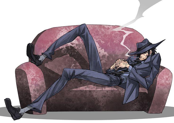 Jigen Daisuke/#1820714 - Zerochan