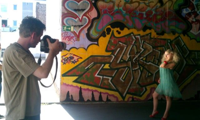 Shooting mit Starfotograf Jan Siebert   Beauty Lounge