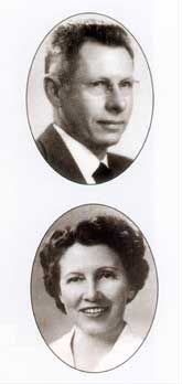 Judge Eugene Chillingworth and his wife Marjorie