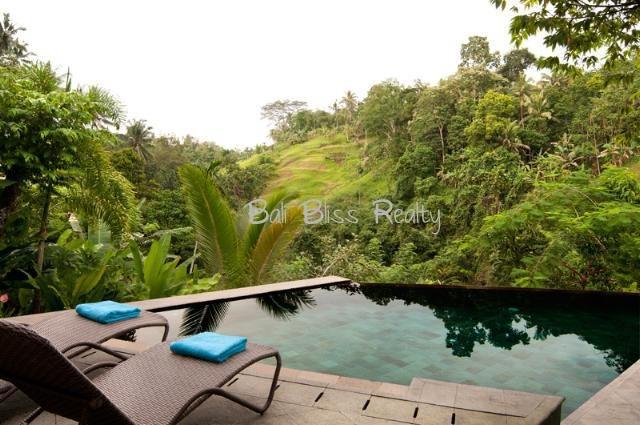 Villa with Stunning Views #Ubud #Bali