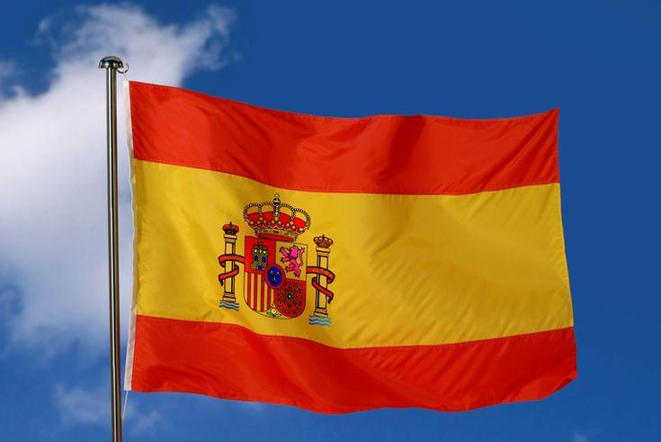 Spain Flag   Spanish Flag