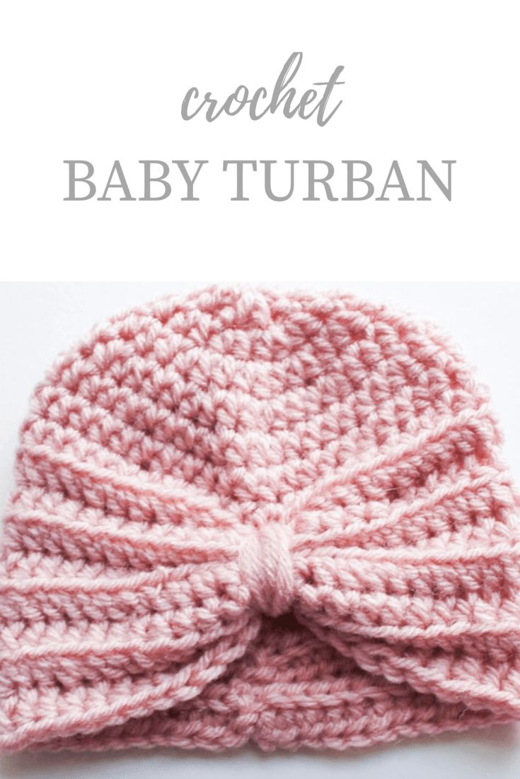 After first seeing a crocheted baby turban via Pinterest, I just knew I had to make one for Ella Rose. I reviewed several hat patterns, and eventually created one of my own that resulted in a stylish mini turban that is too cute for words. This hat requires only basic crochet stitches, and works up …