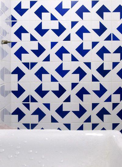 Adesivos para azulejo!