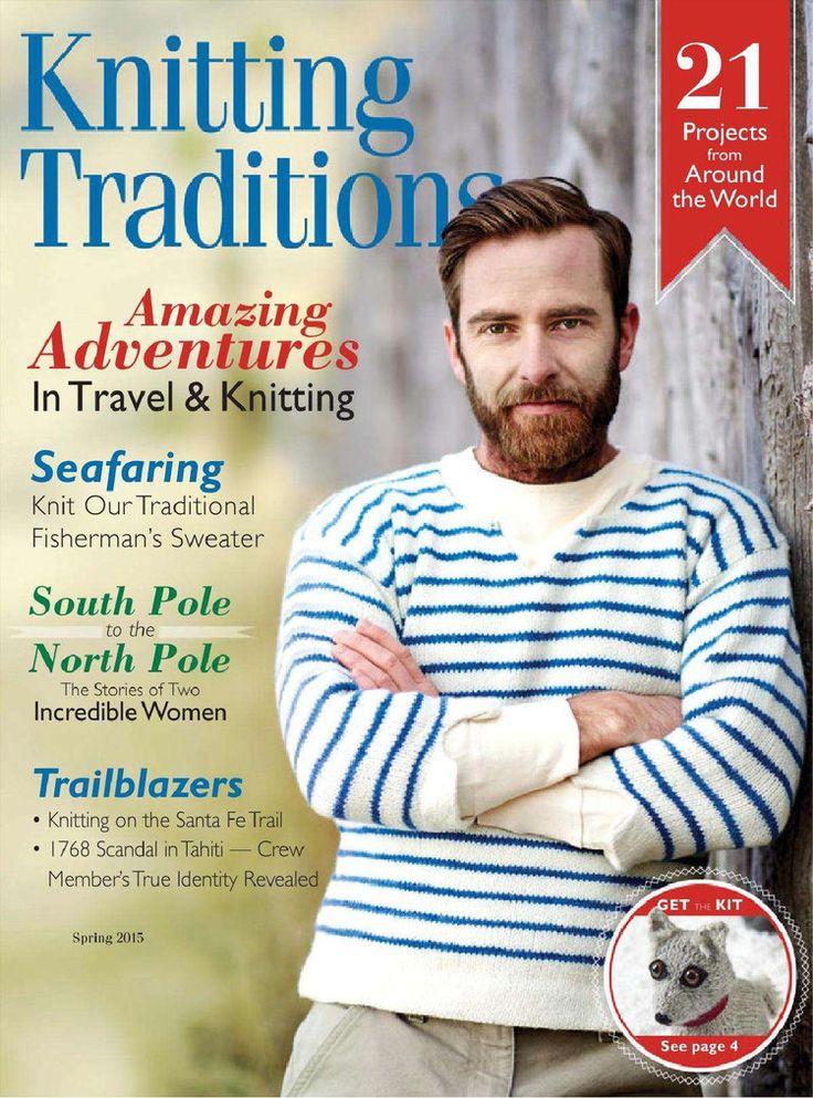 Knitting Traditions  Spring 2015 - 轻描淡写 - 轻描淡写