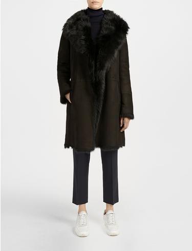 Toscana Anais Sheepskin Coat