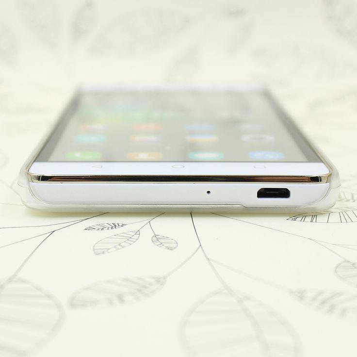 2740T i Spy Hard Transparent Cover for Huawei P6 P7 P8 P8 P9 Lite Plus Honor 4C 4X 6 7 G7
