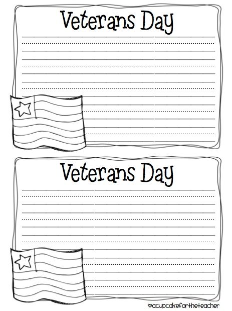 veterans day writing prompts - Google Search