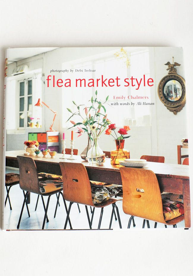 Flea Market Style Interior Design Book 2799 At Shopruche Full Of Creative And