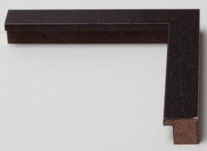 #Cornice per quadri moderna disponibile in bianco sporco, wengé e nero. #ecommerce #frames