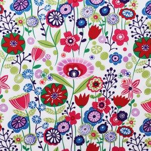 Alexander Henry House Designer - Kaori - Kaori Floral in Bright: Patterns, Alexander Henry, Indochine Kaori, Kaori Floral, Fabrics, Flower, Design, Floral Pattern