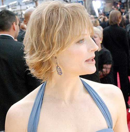 30 Best Short Haircuts for Women Over 40   http://www ...