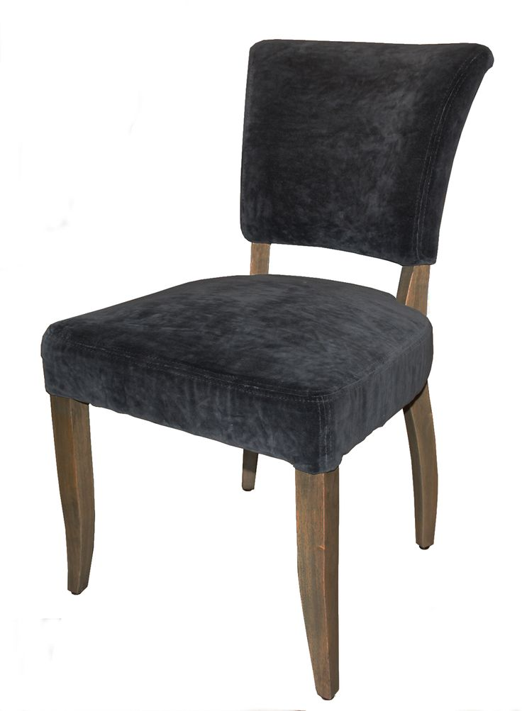 Halo Mimi Dining Chair In Vintage Graphite