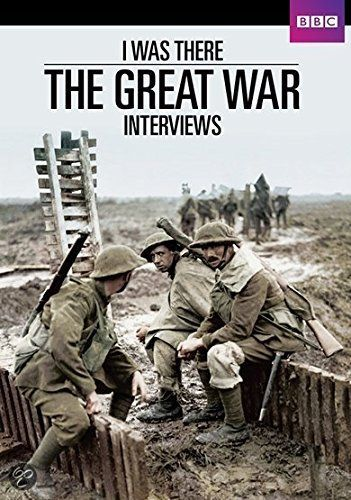 I Was There The Great War Interviews | BBC