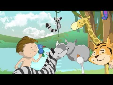 The 7 Days of Creation   GCED   Bible story for young children - YouTube
