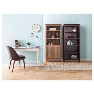 Carson 5 Shelf Bookcase - Espresso (Brown) - Threshold