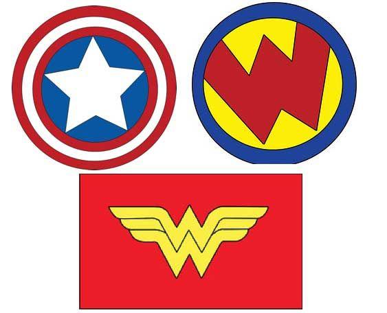Superhero-Applique-Patterns