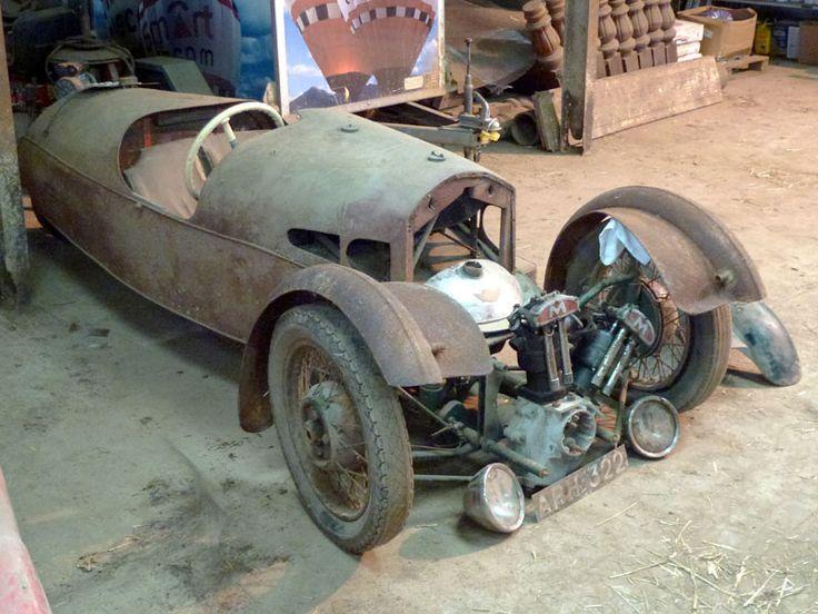 1933 Morgan Three Wheeler