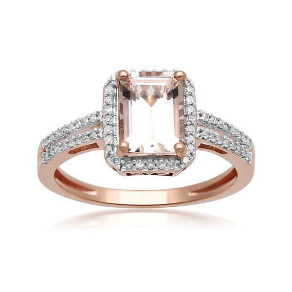 9 best Rings I Like images on Pinterest Pink gold rings Promise