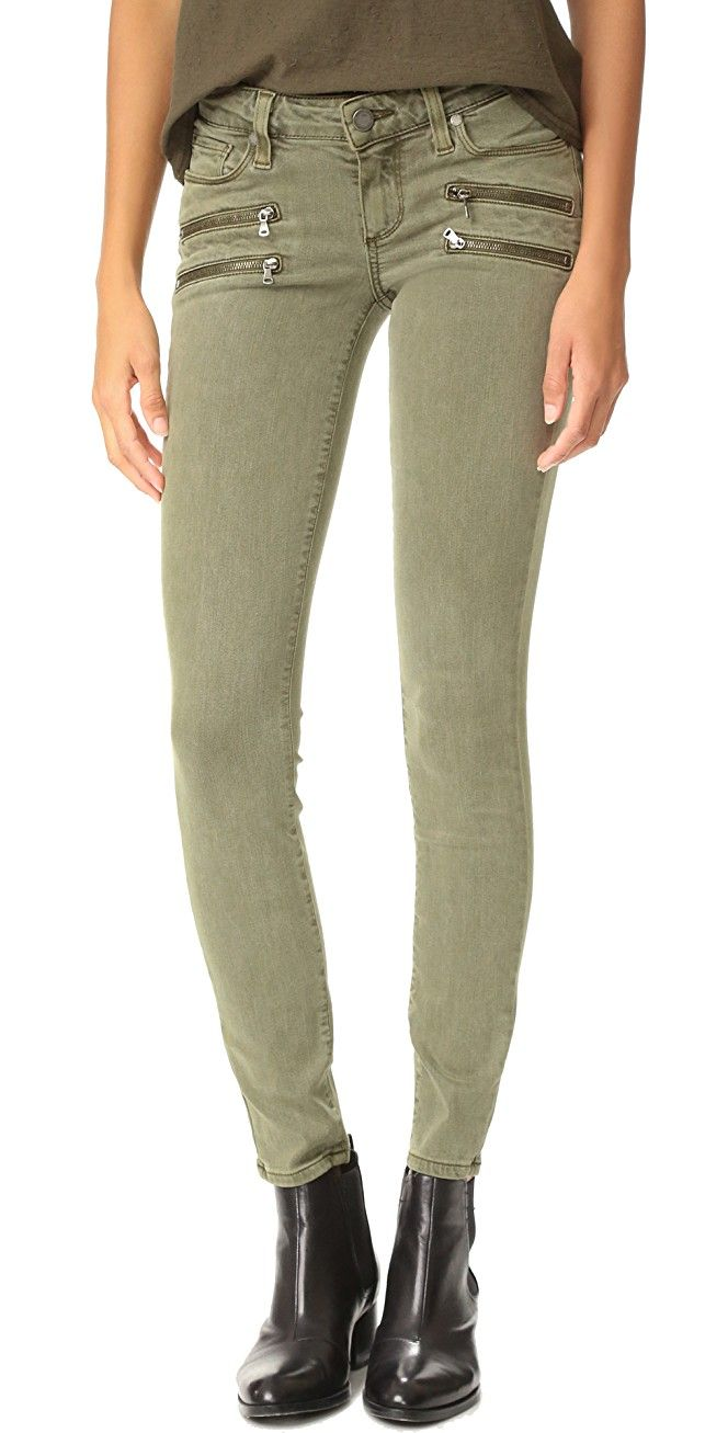 PAIGE Edgemont Ultra Skinny Jeans | SHOPBOP Use Code: TREAT20 Extra 20% Off Select Sale Styles