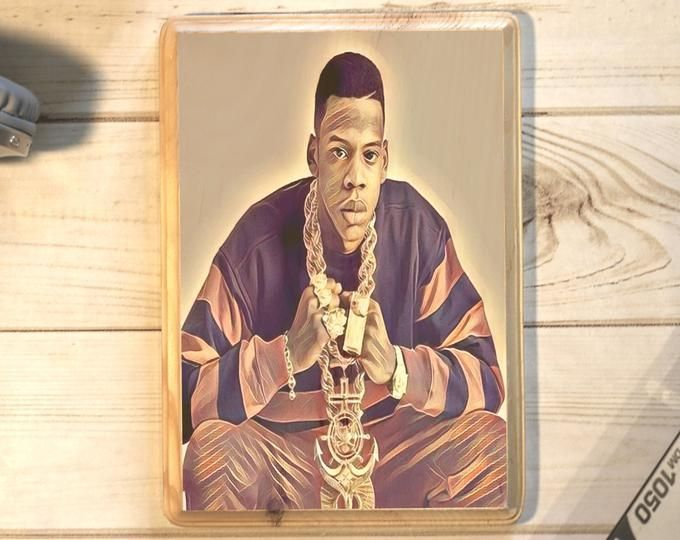 Jay Z Art Hip Hop Wood Art Hip Hop Wall Art Hip Hop Fan Gift Hip Hop Artwork Best Hip Hop Hip Hop Artwork Hip Hop Inspiration Z Arts
