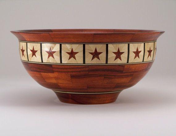 Star Feacher Ring Bowl (4422)