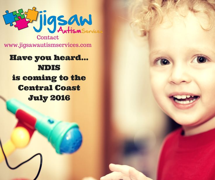 #NDIS is coming to Central Coast July 2016 #ABA #AUTISM