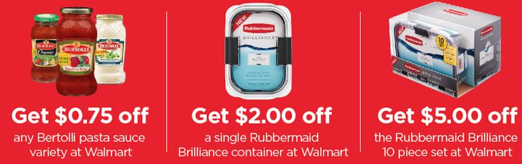 Earn Cash Back When You Shop @walmart For Rubbermaid® Brilliance And Bertolli® Sauces #PremiumPrep #ad http://www.dazzlingdailydeals.com/earn-cash-back-shop-walmart-rubbermaid-brilliance-bertolli-sauces-premiumprep/