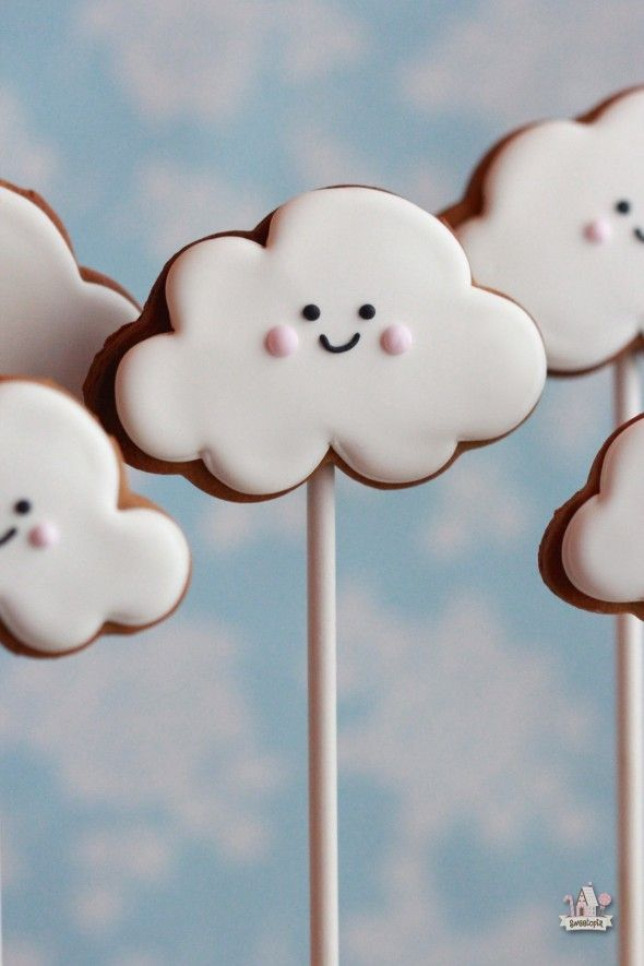 Cloud Cookie Recipe and How-To | Sweetopia