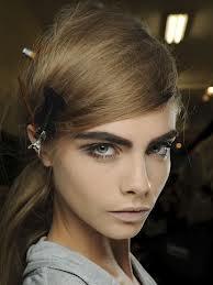 catwalk 2013 beauty - brunette