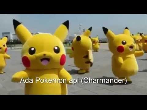 Canción de Pikachu LETRAS - POKEMONG GO CANCION - Pokemon GO LYRICS - YouTube