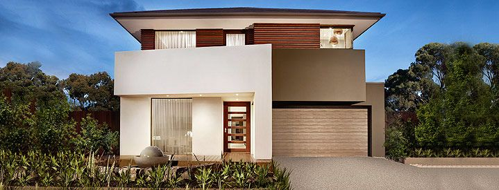 Cladding Urbanedge Homes   New Home Designs   New Home Kush   Melbourne Builders