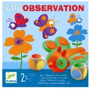 Djeco - Little observation (2+)