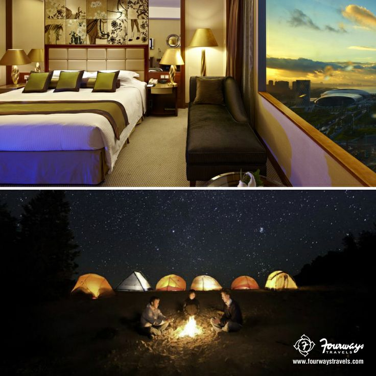 Best Dreamgetaway Camping Under The Stars Vs Luxurious 5 400 x 300