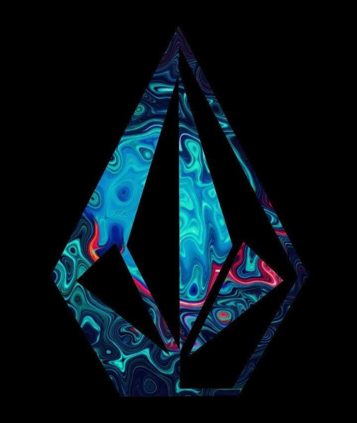 Volcom Wallpaper Gambar Wallpaper Ponsel Seni