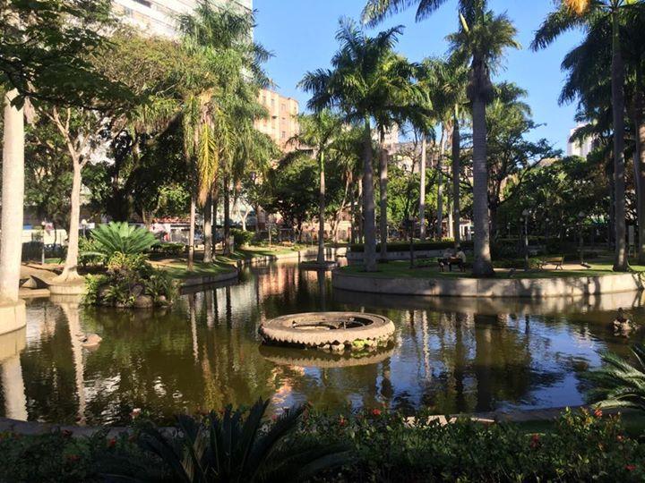 Parque Moscoso, no centro de Vitória