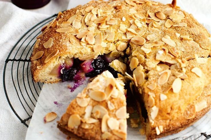 Bill Granger's shortcake pie puts every good early Autumn thing into a crumbly and impressive dessert.