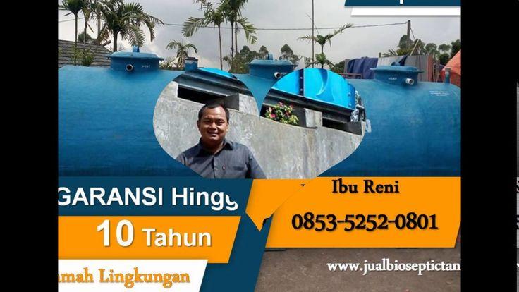 Bio Septic Tank Bandung | Harga Septic Tank Biofil | 0853-5252-0801