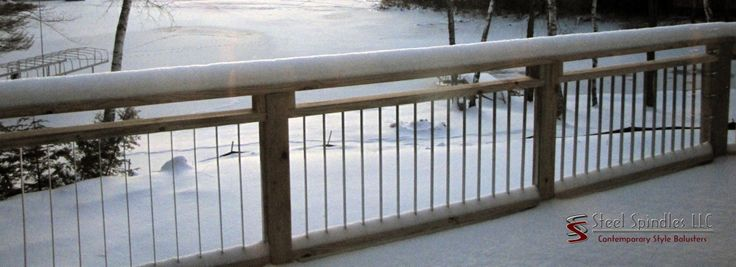 1000 Ideas About Deck Balusters On Pinterest Wood Deck
