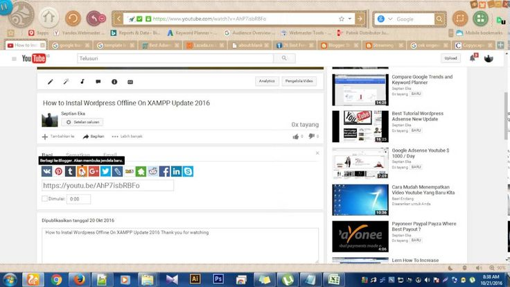 How to Post Automatic Youtube Video Into Blogspot or Blogger