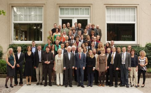 foto of IFEU staff, fotografer: Ole Hoepfner